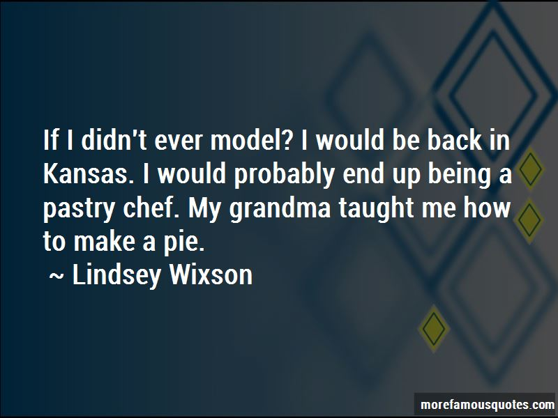 Lindsey Wixson Quotes Pictures 3