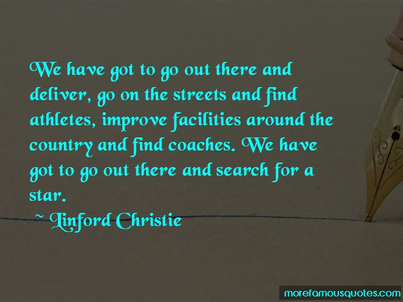 Linford Christie Quotes Pictures 3