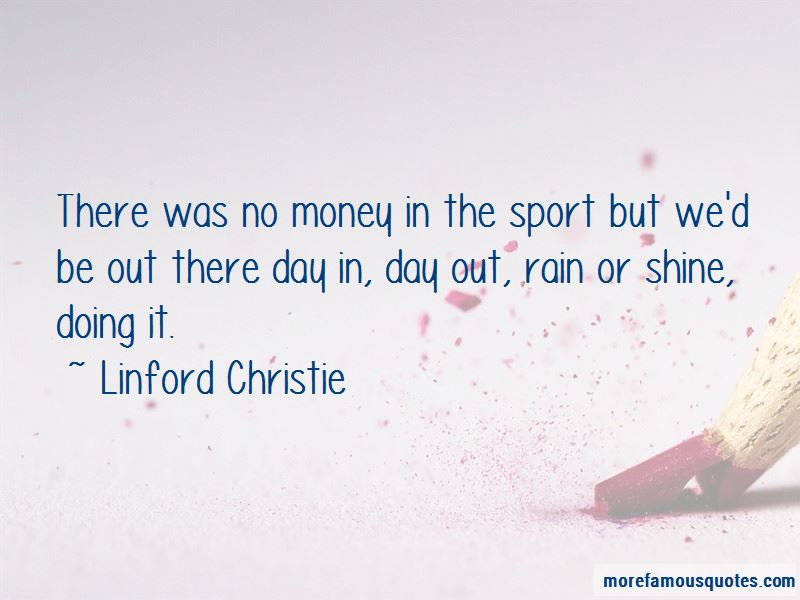 Linford Christie Quotes Pictures 4