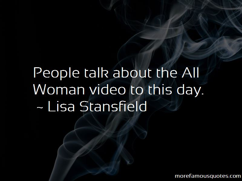 Lisa Stansfield Quotes Pictures 3