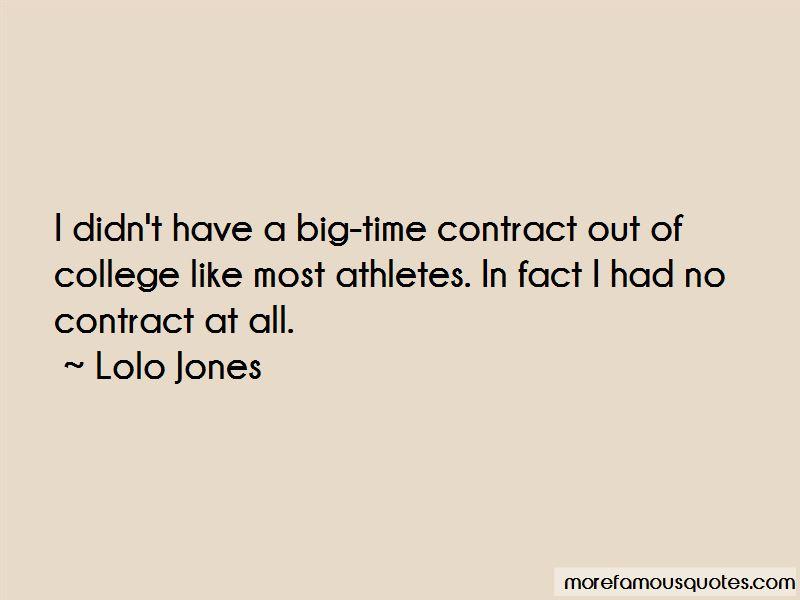 Lolo Jones Quotes