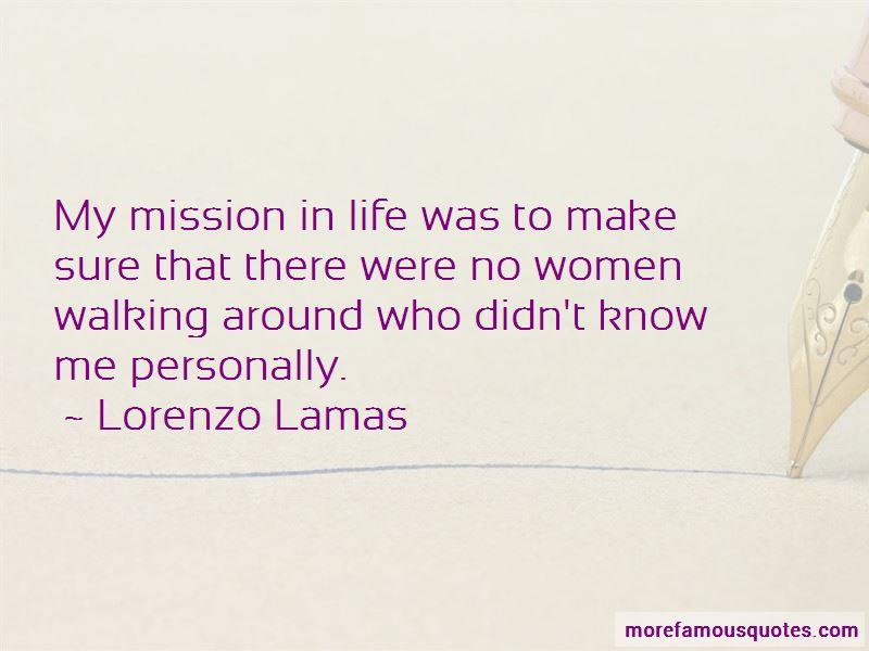 Lorenzo Lamas Quotes Pictures 3