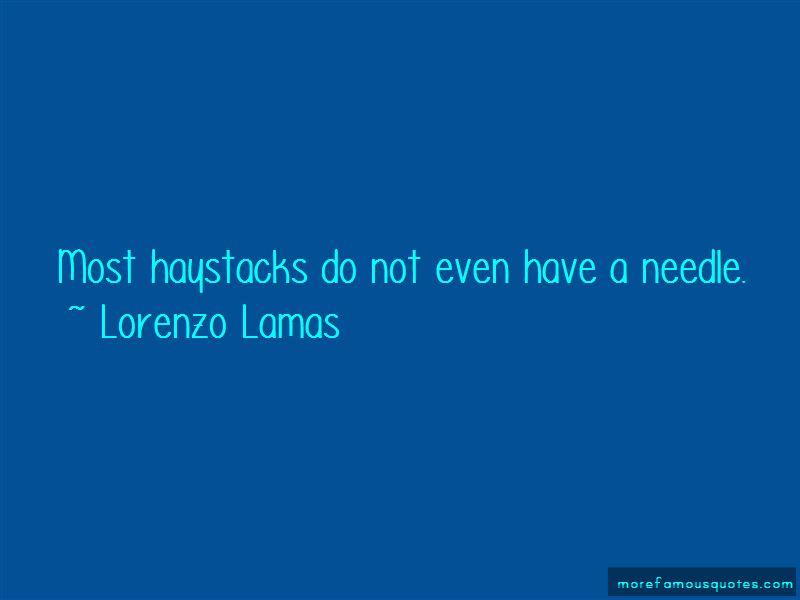 Lorenzo Lamas Quotes Pictures 4