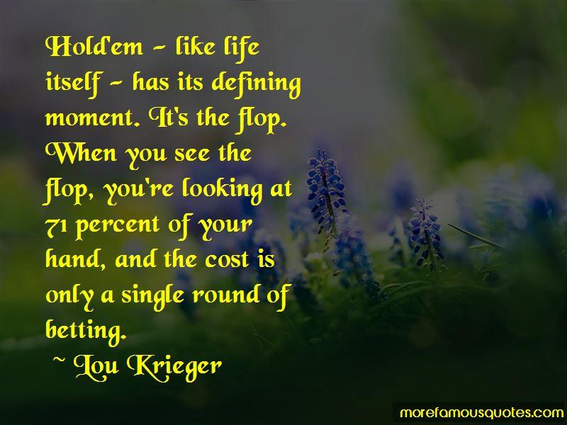 Lou Krieger Quotes Pictures 3