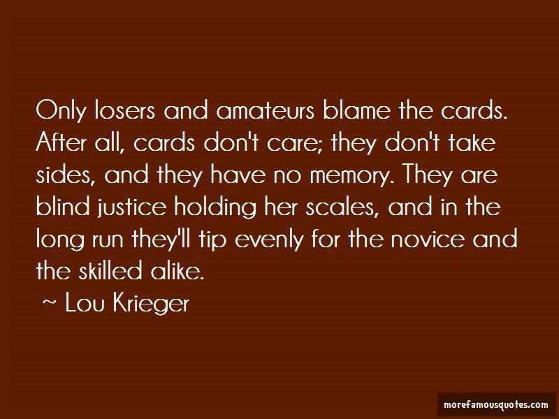 Lou Krieger Quotes Pictures 4