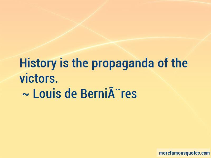 Louis-de-Bernieres Quotes