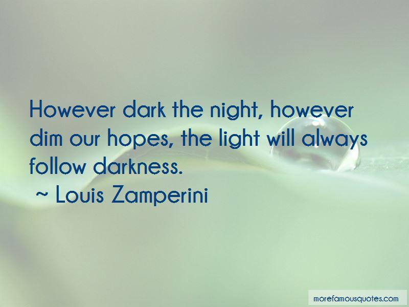 Louis Zamperini Quotes Pictures 2
