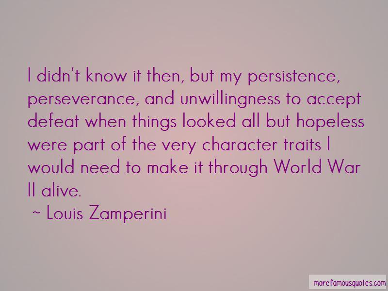 Louis Zamperini Quotes Pictures 3