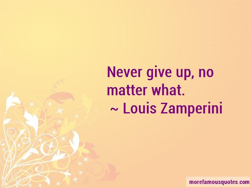 Louis Zamperini Quotes Pictures 4