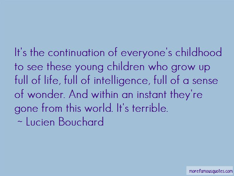 Lucien Bouchard Quotes Pictures 3