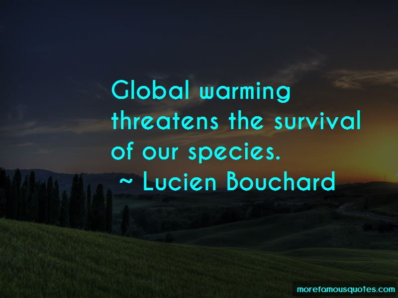Lucien Bouchard Quotes
