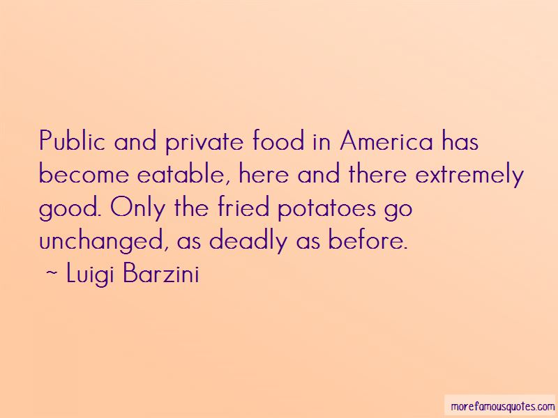 Luigi Barzini Quotes