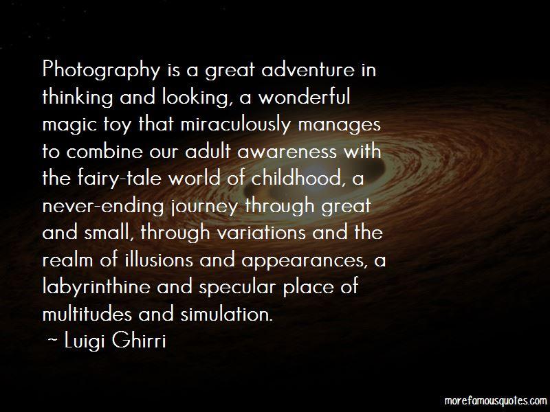 Luigi Ghirri Quotes Pictures 2