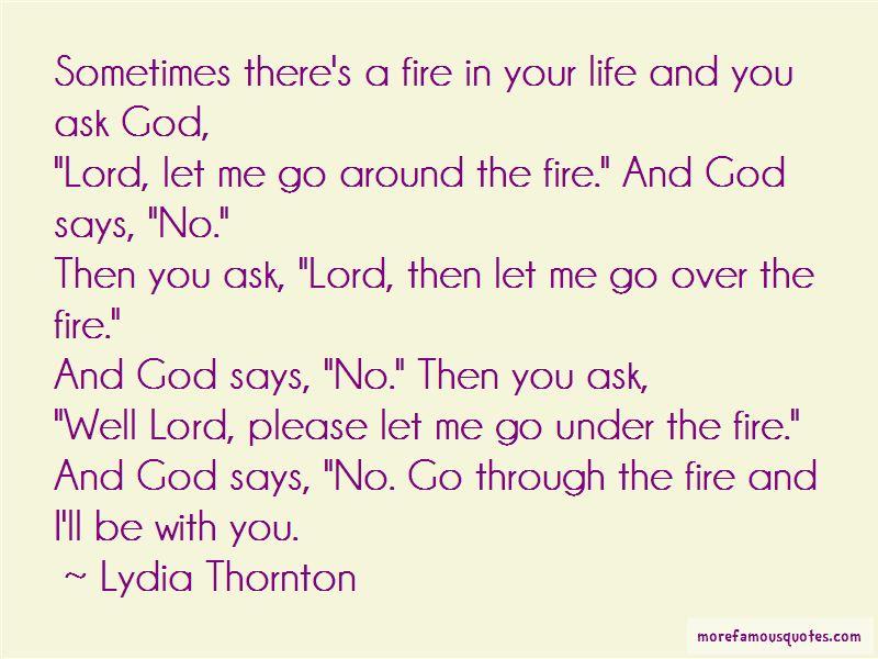 Lydia Thornton Quotes Pictures 2