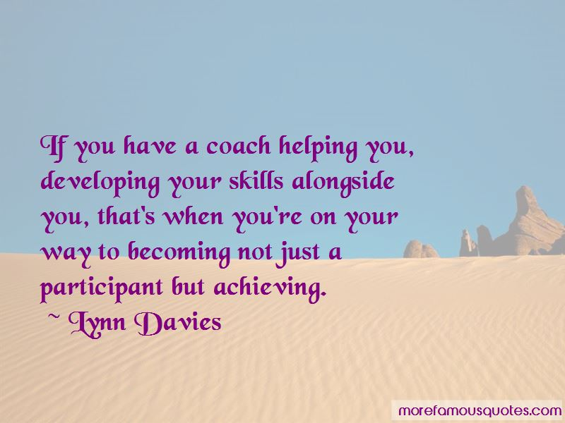 Lynn Davies Quotes Pictures 3