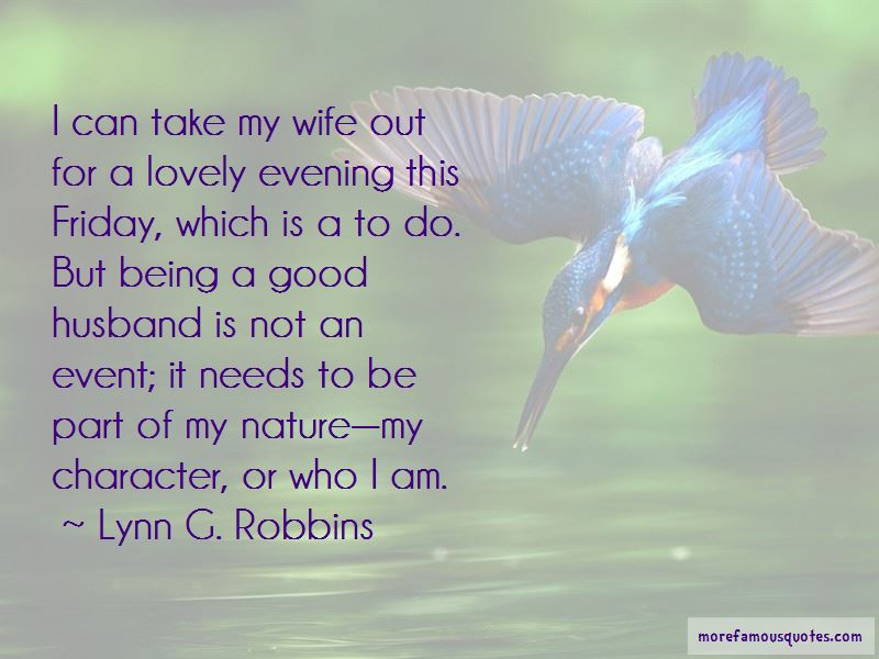 Lynn G. Robbins Quotes Pictures 3