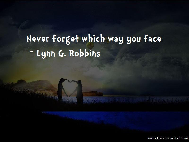 Lynn G. Robbins Quotes