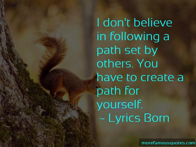 Lyrics Born Quotes