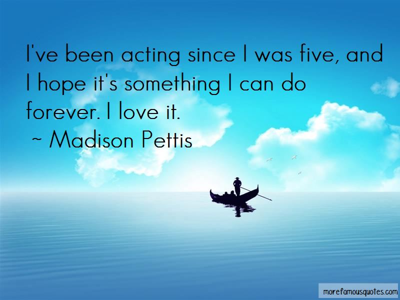 Madison Pettis Quotes Pictures 3