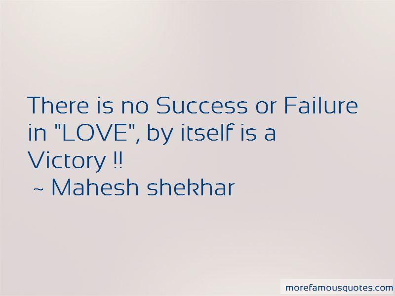 Mahesh Shekhar Quotes Pictures 2