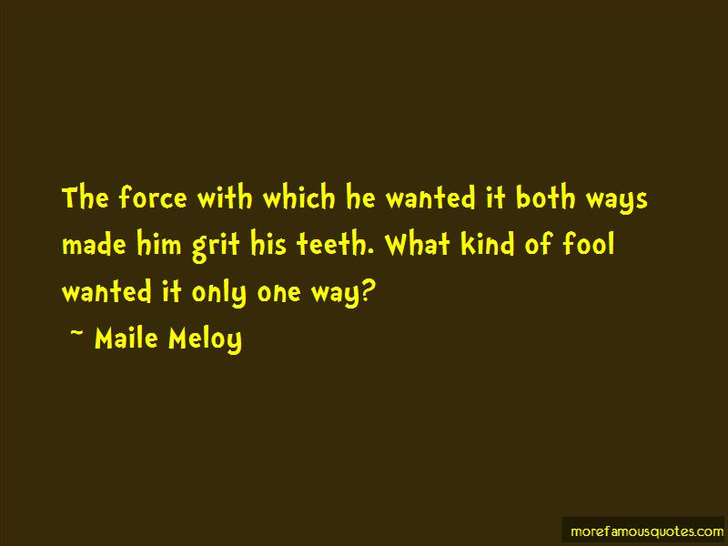 Maile Meloy Quotes Pictures 3