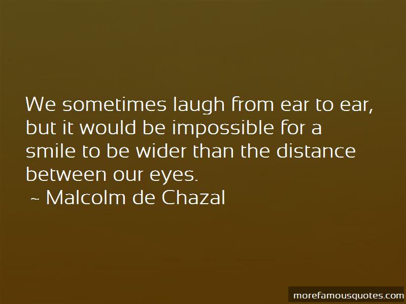 Malcolm De Chazal Quotes Pictures 3