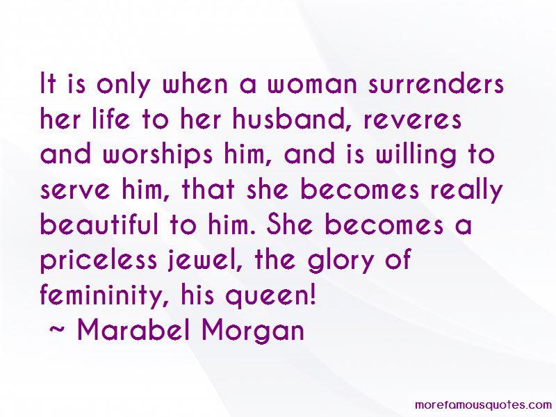 Marabel Morgan Quotes Pictures 3