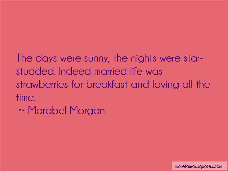 Marabel Morgan Quotes Pictures 4