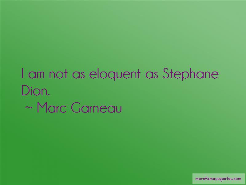Marc Garneau Quotes Pictures 2
