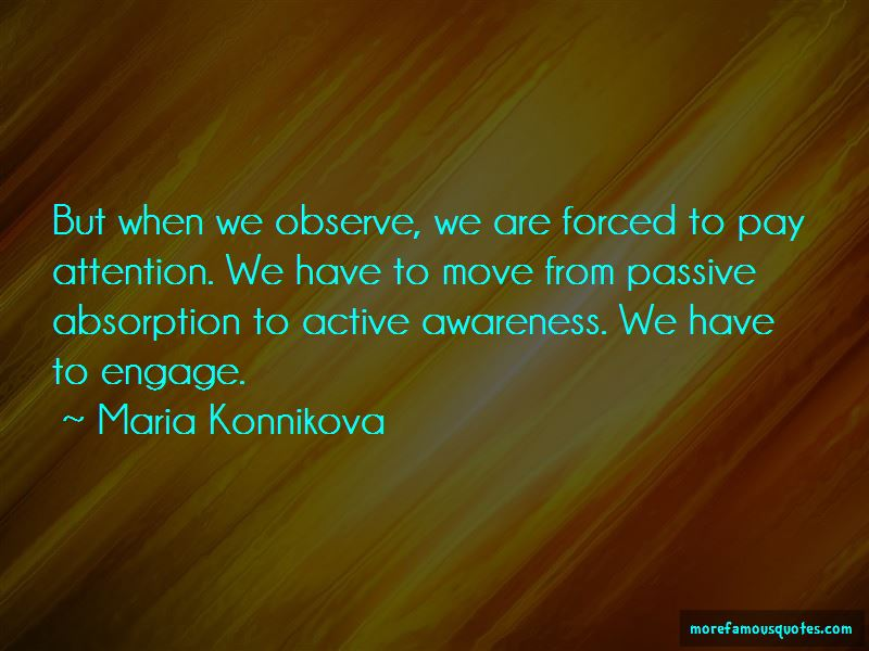Maria Konnikova Quotes