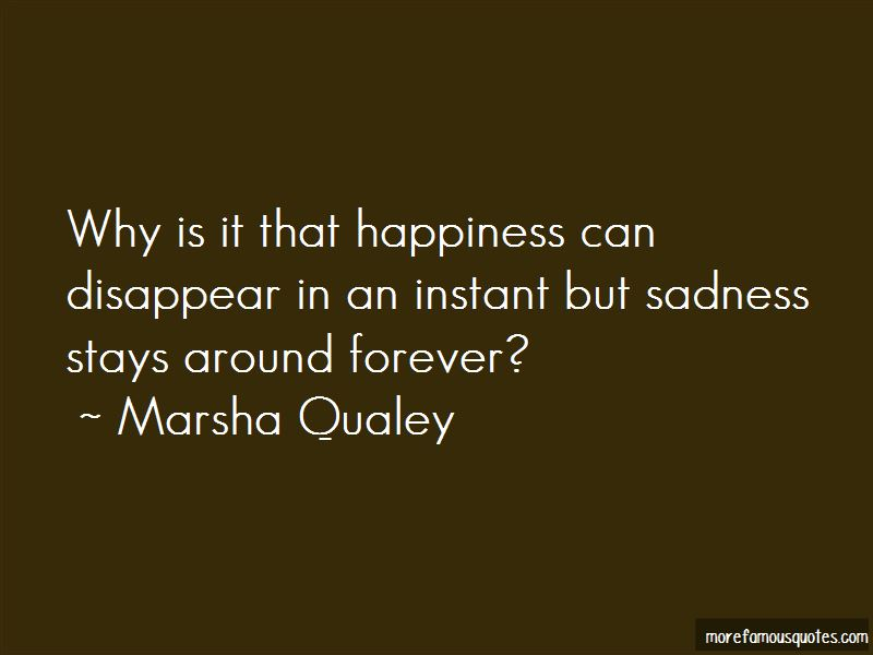 Marsha Qualey Quotes Pictures 2