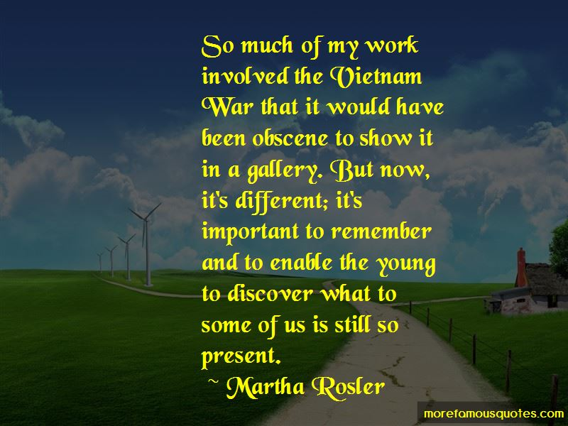 Martha Rosler Quotes Pictures 2