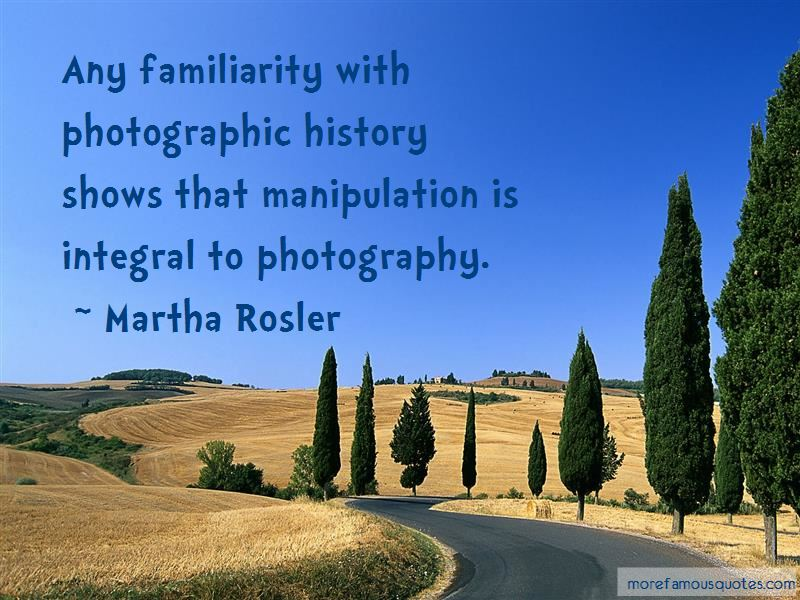 Martha Rosler Quotes Pictures 4
