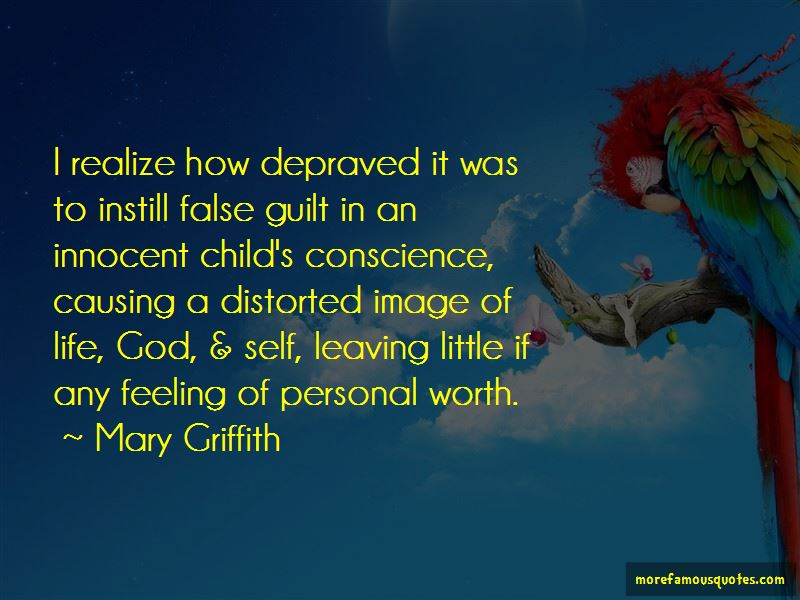 Mary Griffith Quotes