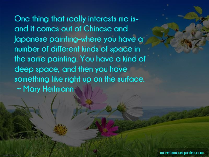 Mary Heilmann Quotes Pictures 2