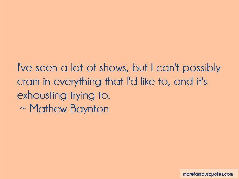 Mathew Baynton Quotes Pictures 2