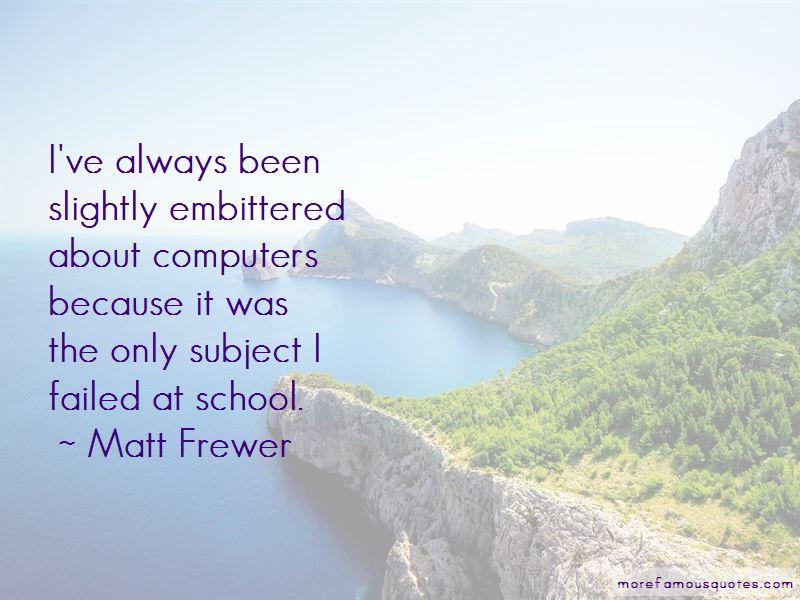 Matt Frewer Quotes Pictures 2