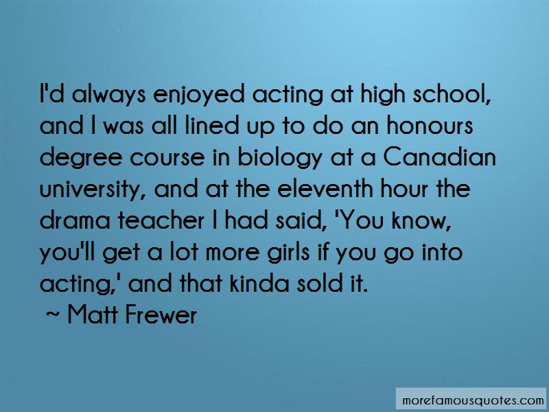 Matt Frewer Quotes Pictures 4