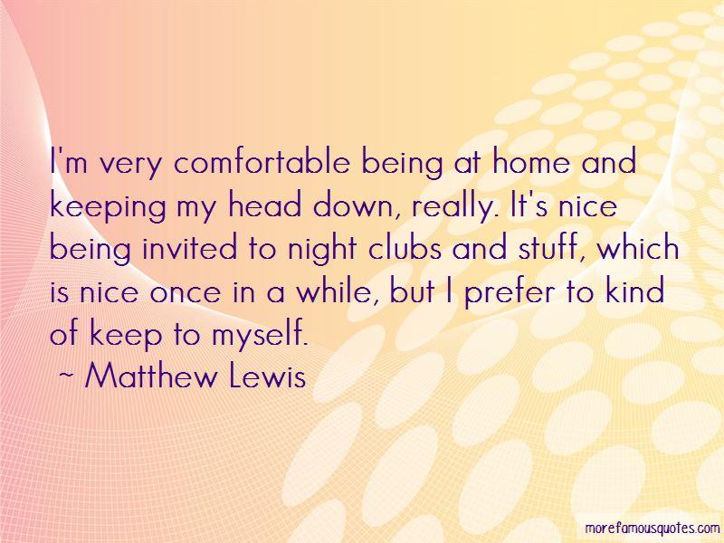 Matthew Lewis Quotes Pictures 4