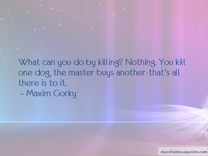 Maxim Gorky Quotes Pictures 2