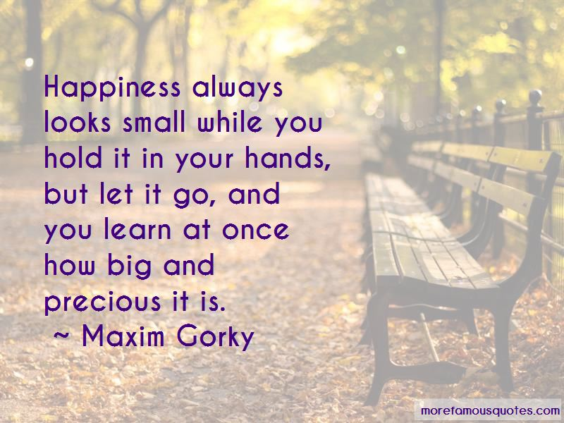 Maxim Gorky Quotes Pictures 4