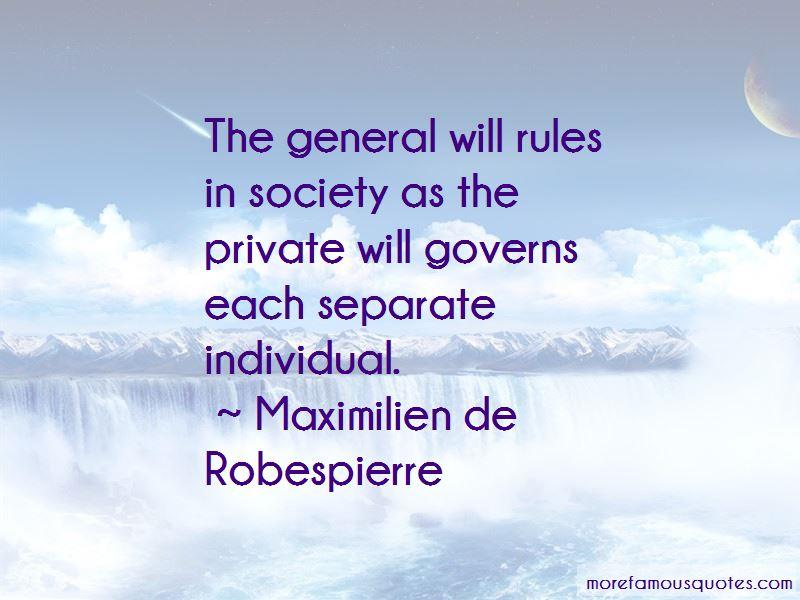 Maximilien De Robespierre Quotes Pictures 2