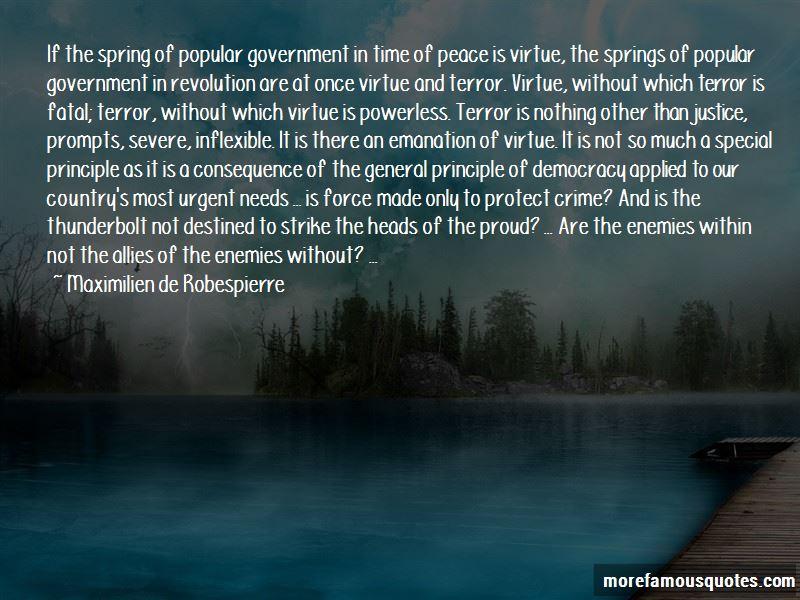 Maximilien De Robespierre Quotes Pictures 4