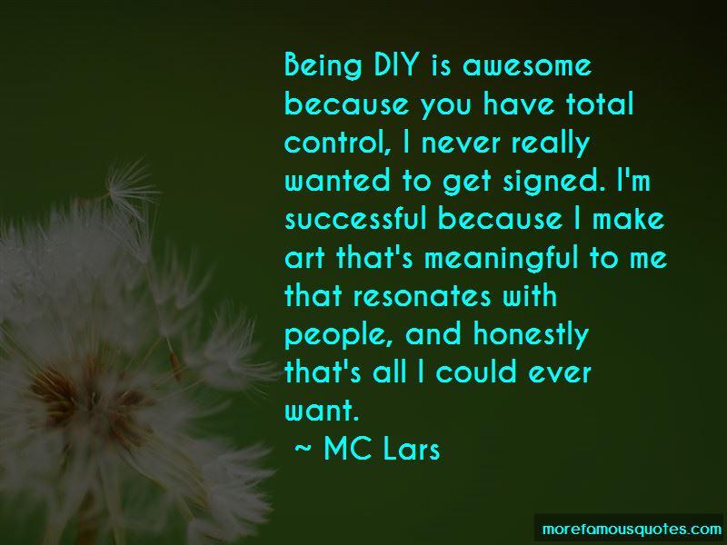 MC Lars Quotes Pictures 2