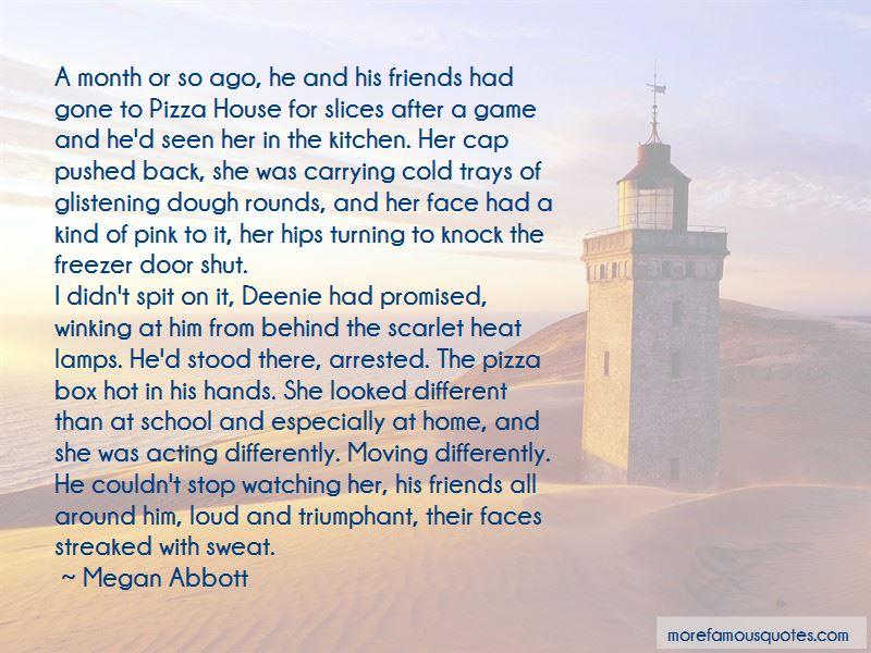 Megan Abbott Quotes Pictures 3