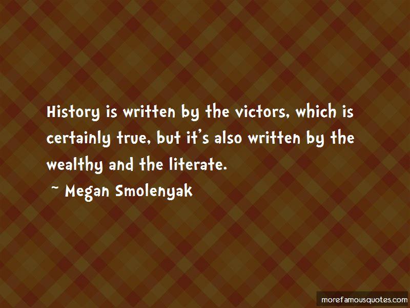 Megan Smolenyak Quotes Pictures 2