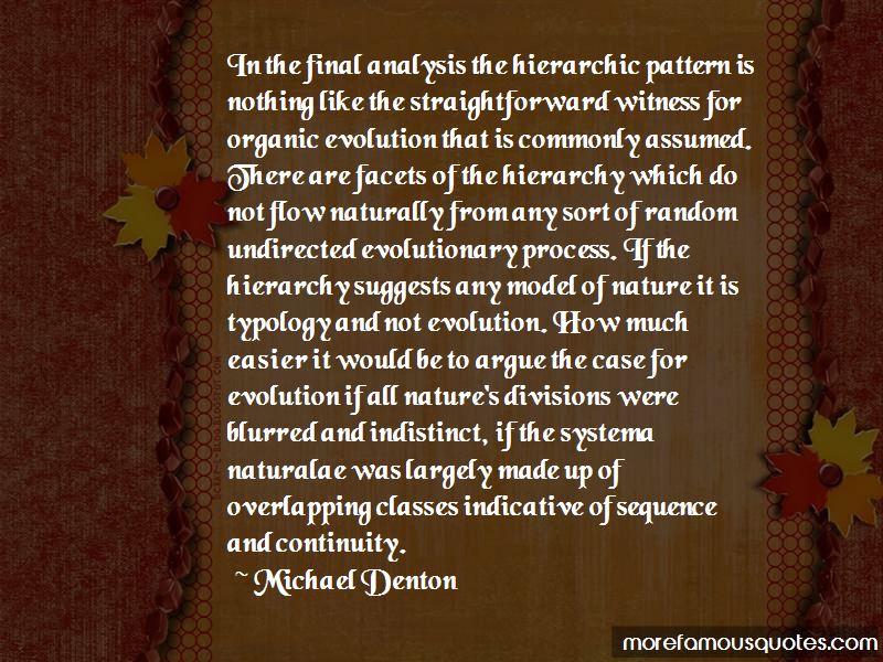 Michael Denton Quotes Pictures 2