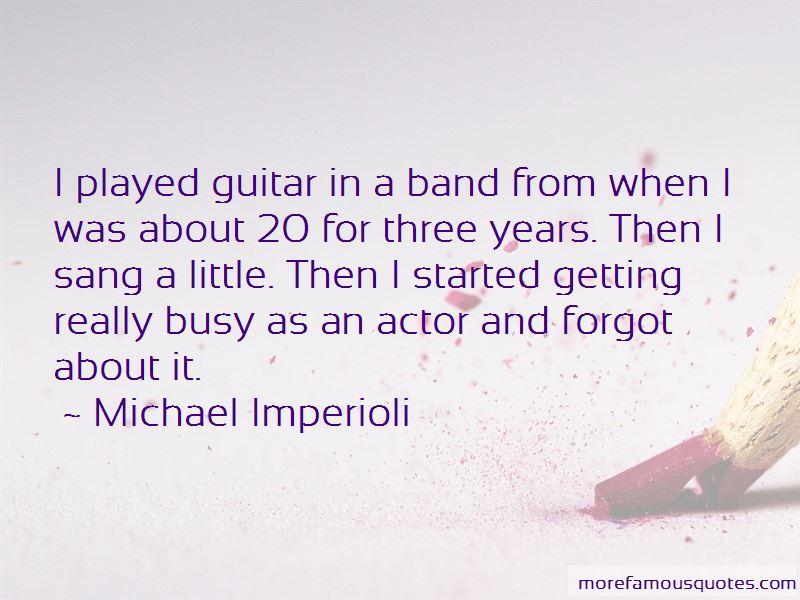 Michael Imperioli Quotes Pictures 2