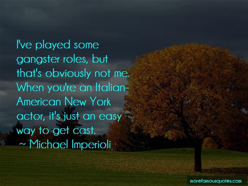 Michael Imperioli Quotes Pictures 3