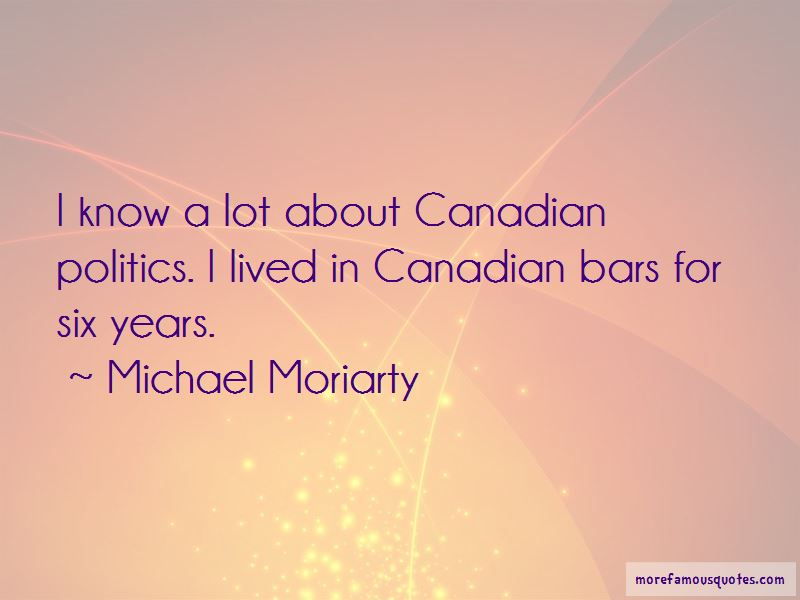 Michael Moriarty Quotes Pictures 4